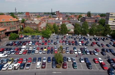 Cliffords tower car park