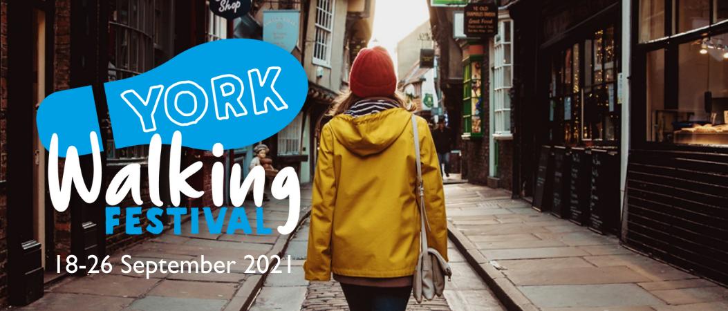 York Walking Festival